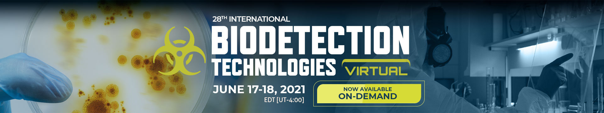 International Biodetection Technologies Banner Image